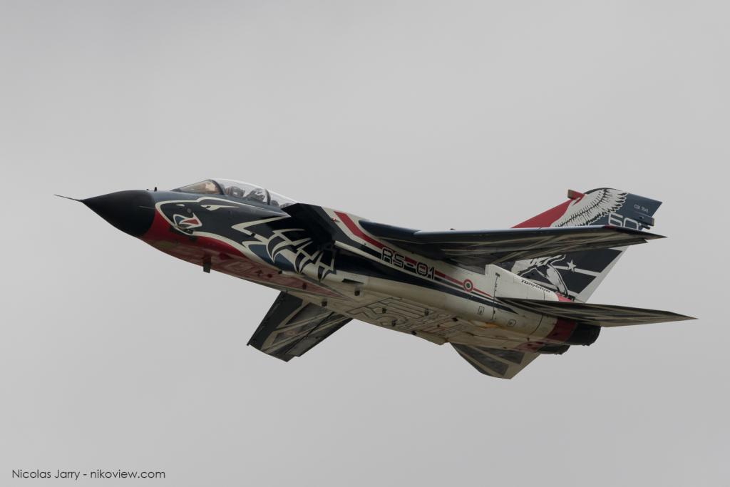 Tornado IDS - Aeronautica Militare - Armée de l'air - Italie