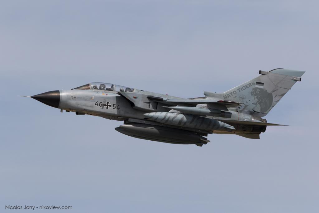 Tornado IDS - Luftwaffe - Armée de l'air - Allemagne