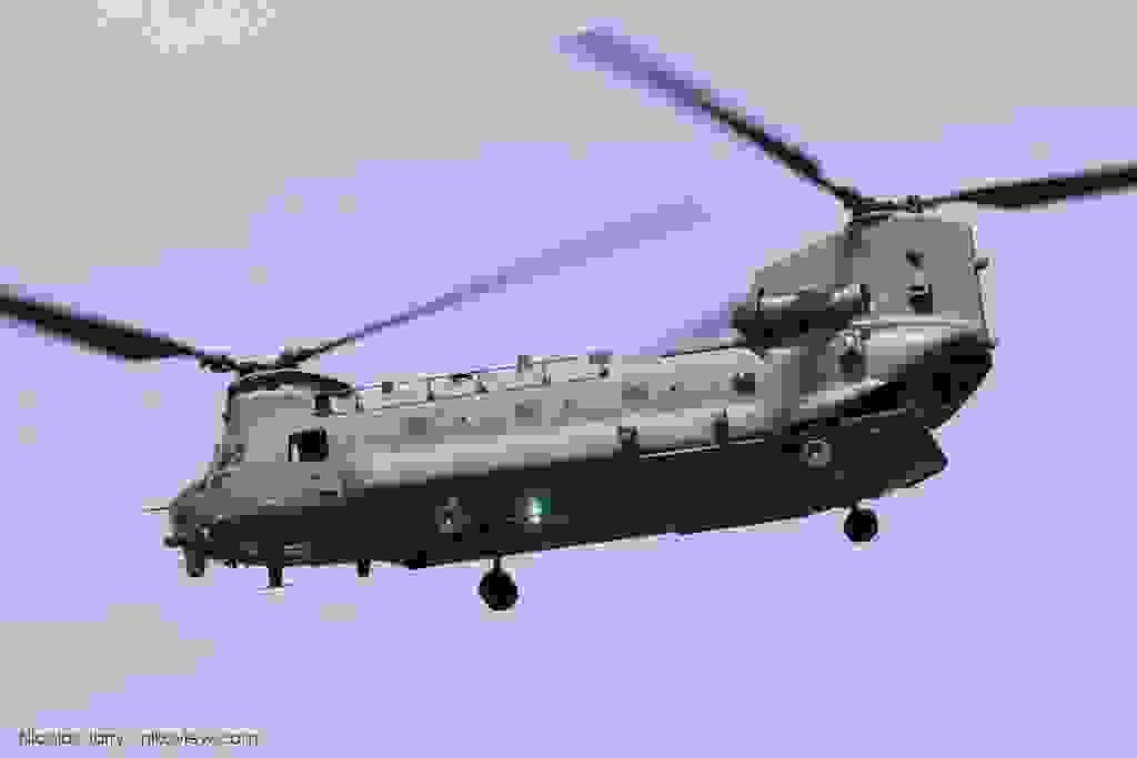 Chinook HC4 - Royal Air Force - Armée de l'air - Royaume-Uni