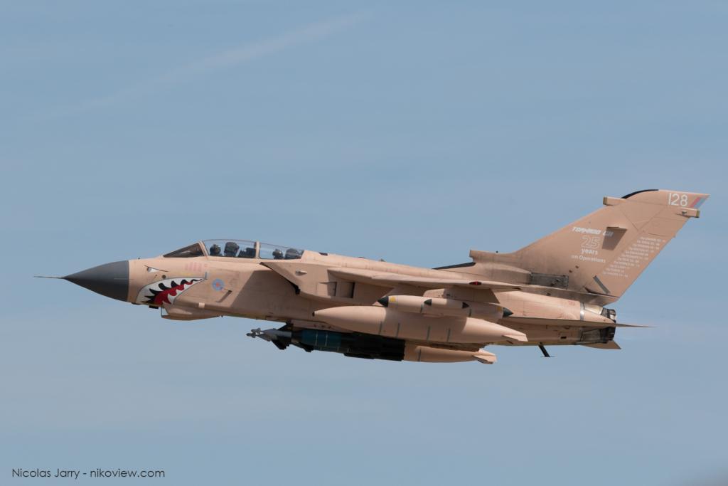 Tornado - Royal Air Force - Armée de l'air - Royaume-Uni