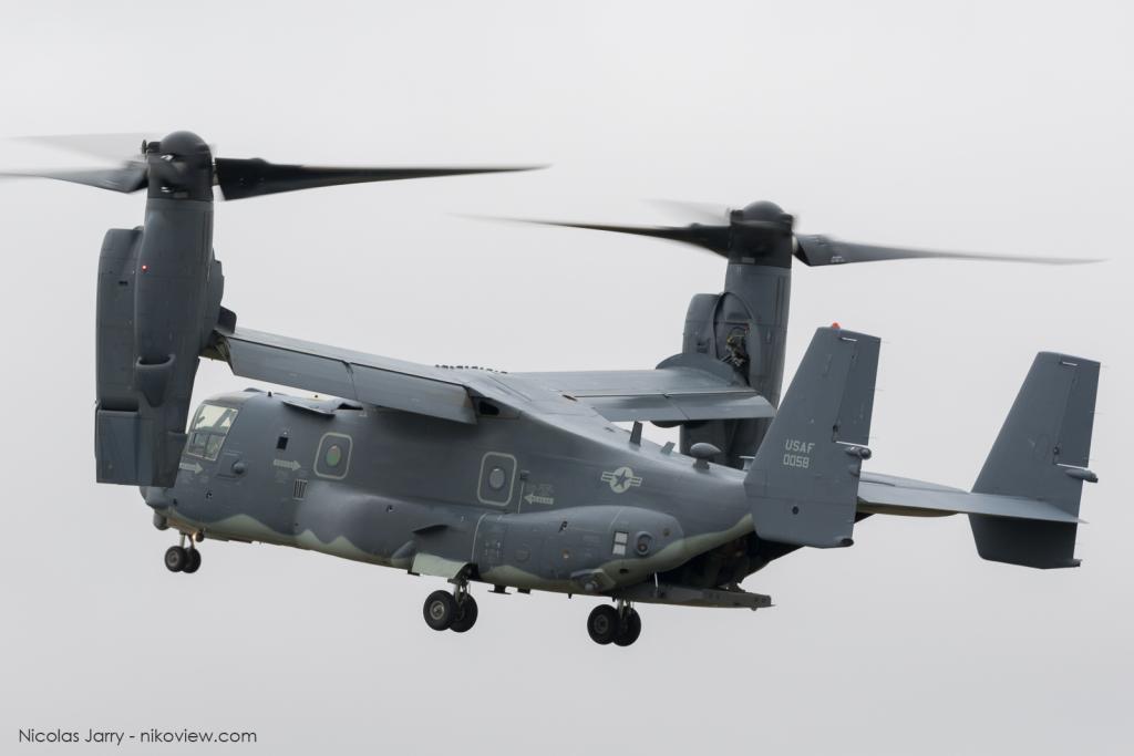 CV-22 Osprey - US Air Force - Armée de l'air - Etats-Unis