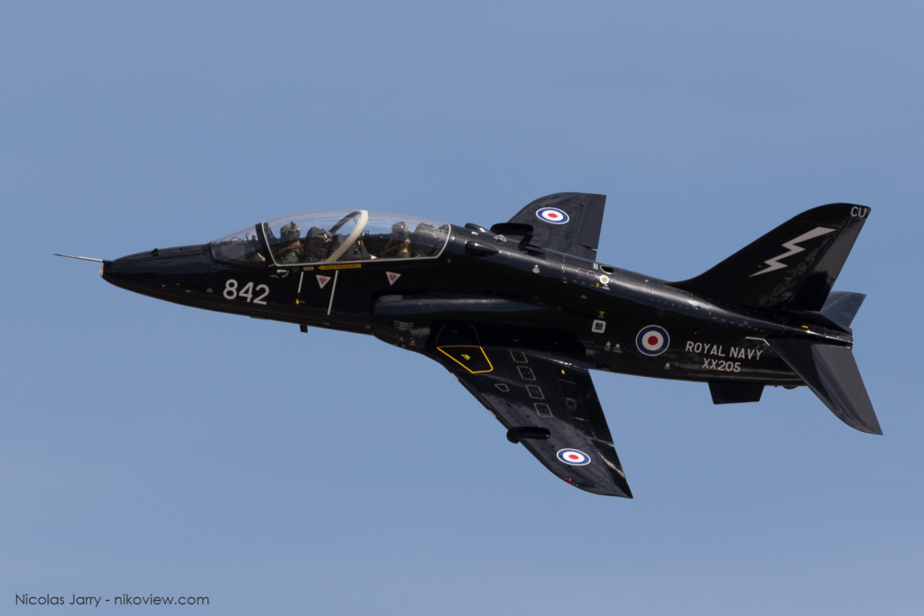 Hawk T1A - Royal Navy - Marine royale - Royaume-Uni