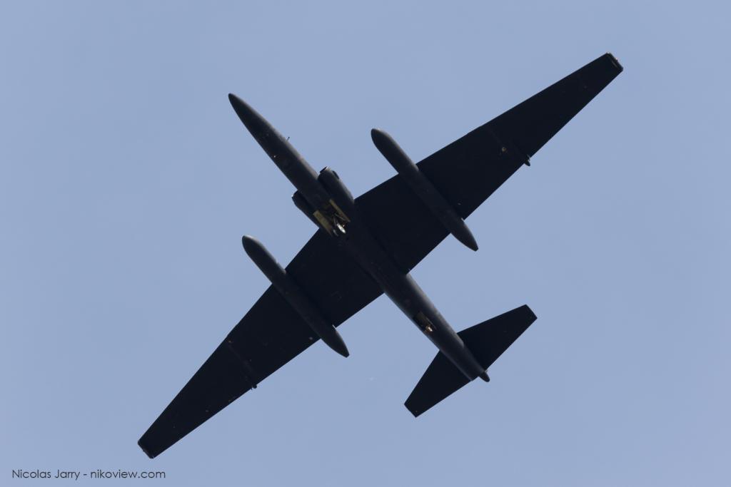 U-2S Dragon Lady - US Air Force - Armée de l'air - Etats-Unis