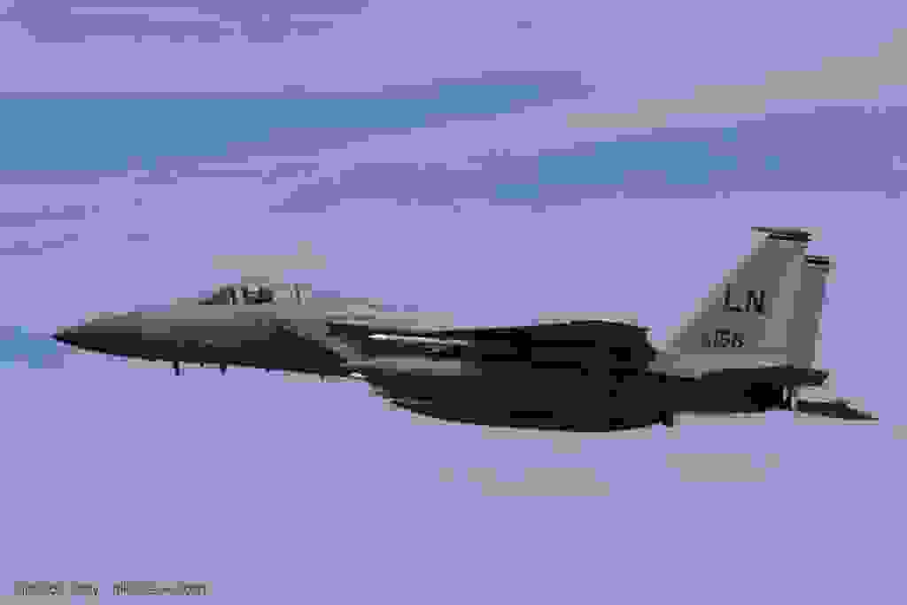 F-15C Eagle - US Air Force - Armée de l'air - Etats-Unis