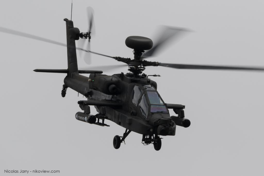 Apache AH1 - Army Air Corps - Armée de terre - Royaume-Uni