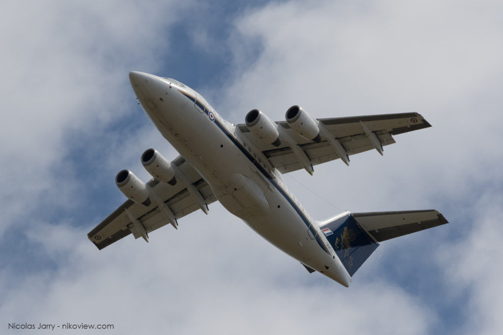 BAe-146 - QinetiQ