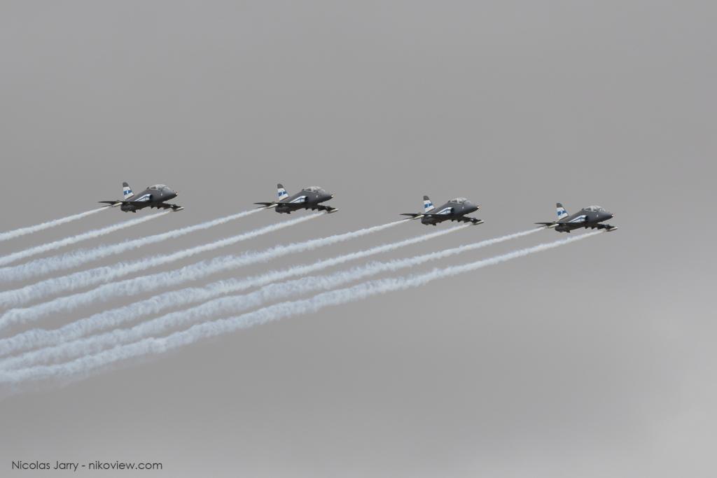 Hawk - Midnigtht Hawks - Ilmavoimat - Finnish Air Force - Armée