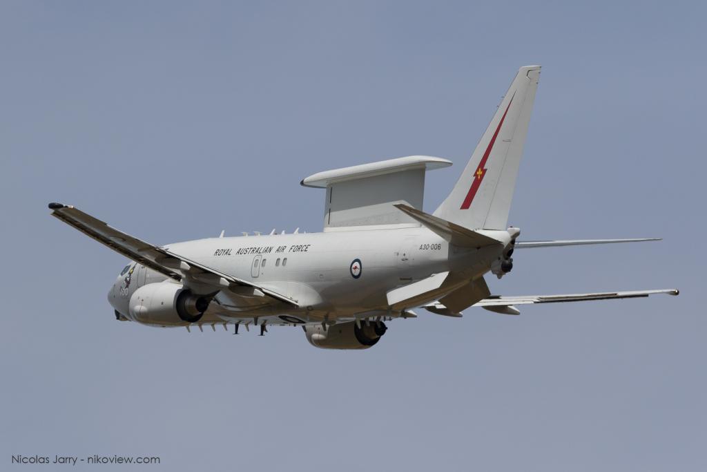 E-7A Wedgetail - Royal Australian Air Force - Armée de l'air -