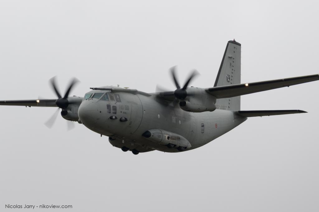 C-27J Spartan - Aeronautica Militare - Armée de l'air - Italie