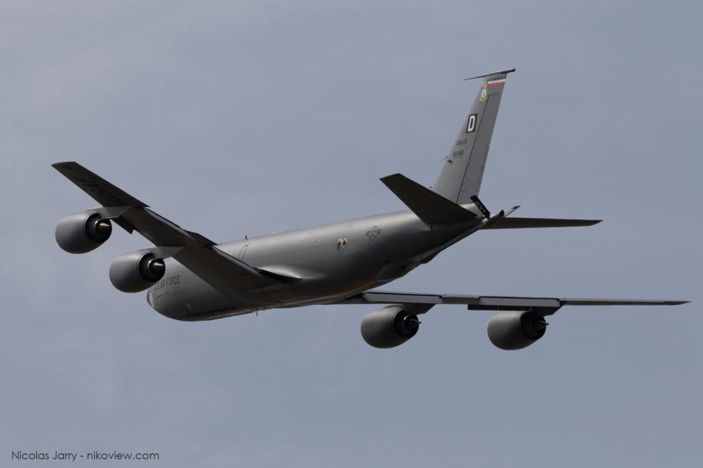KC-135R Stratotanker - US Air Force - Armée de l'air - Etats-Un