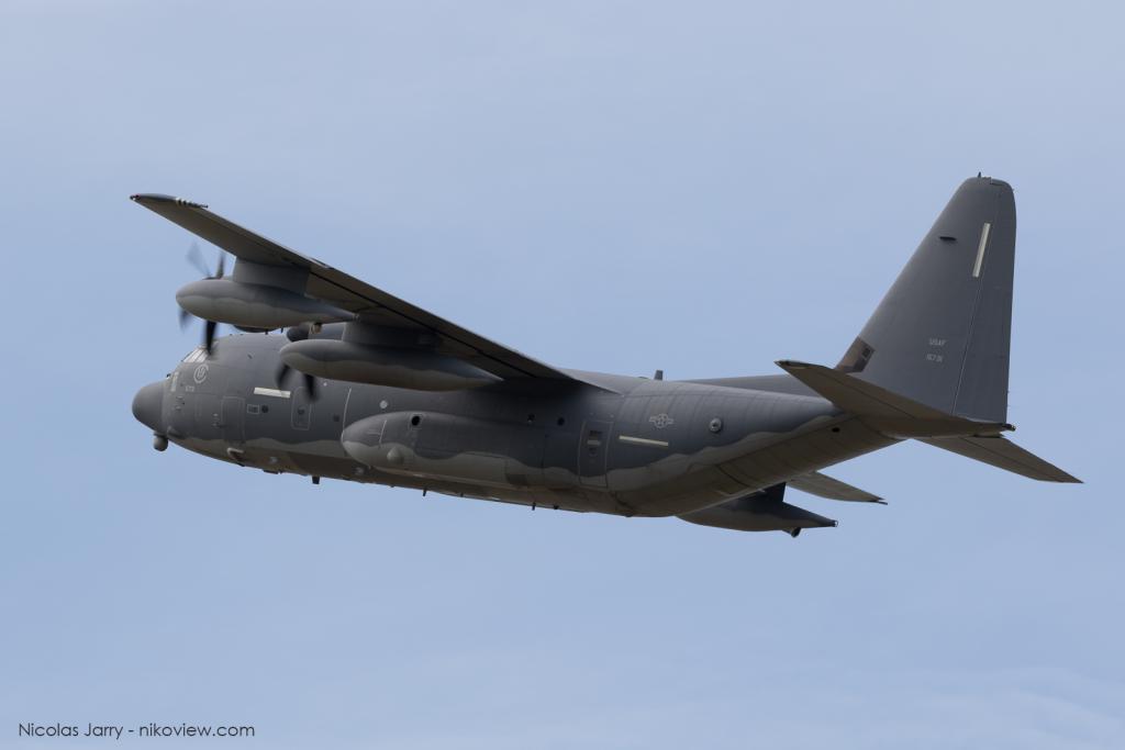 MC-130J Commando II - US Air Force - Armée de l'air - Etats-Uni