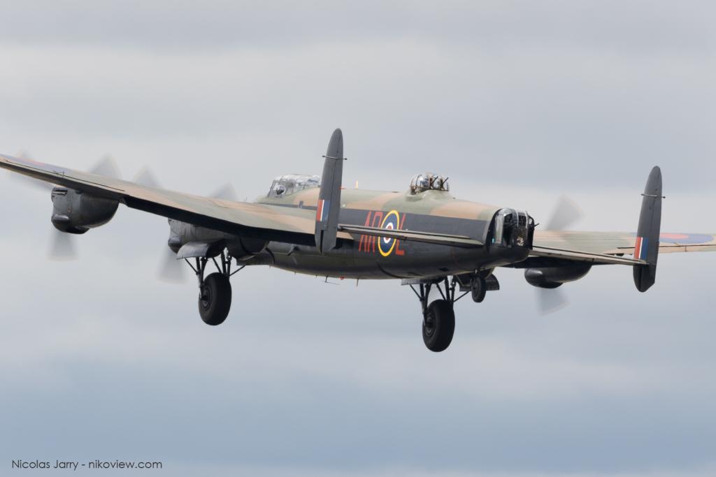 Lancaster - RAF Battle of Britain Memorial Flight