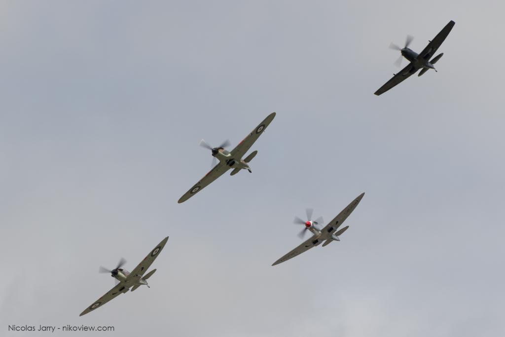 Spitfire - RAF Battle of Britain Memorial Flight
