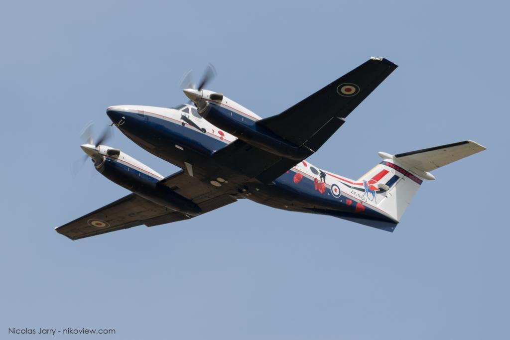 Beech 200GT - Royal Air Force - Armée de l'air - Etats-Unis