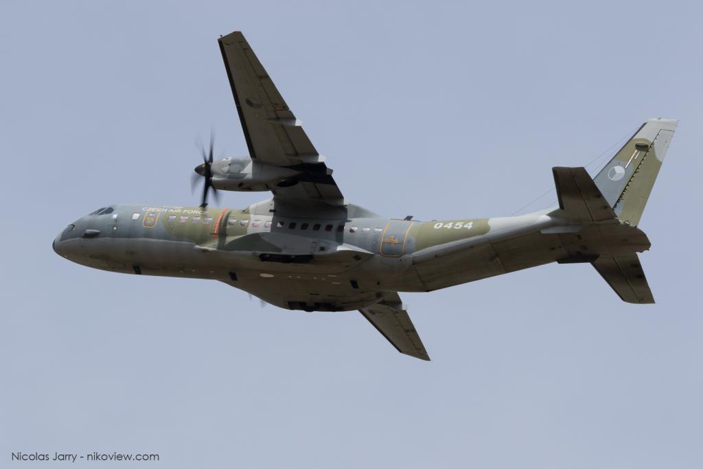 C295M - Vzdušné síly armády České republiky - Czech Air Fo