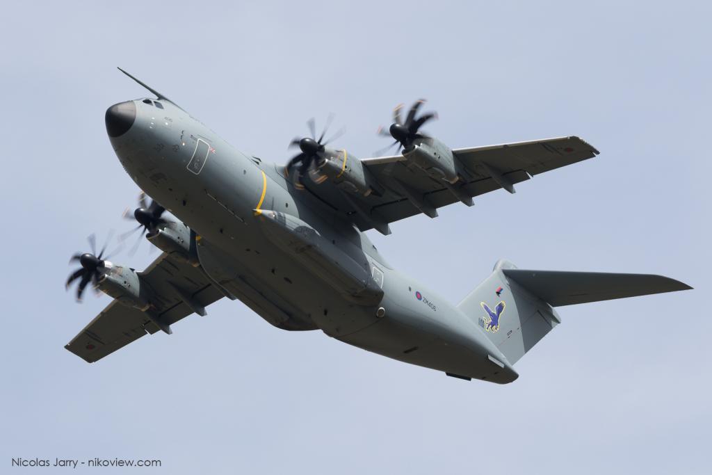 Atlas C1 - Royal Air Force - Armée de l'air - Royaume-Uni