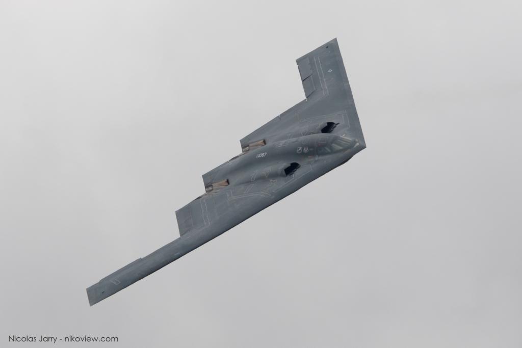 """B-2A """"Spirit of Pennsylvania"""" - US Air Force - Armée de l'air -"""