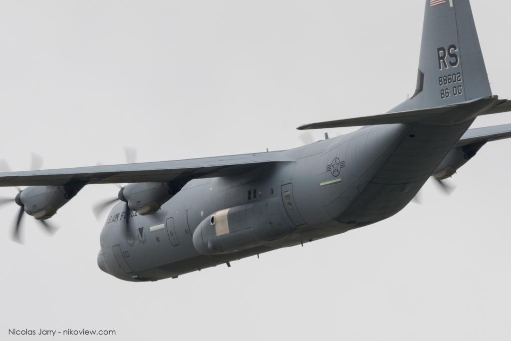 C-130J-30 Hercules - US Air Force - Armée de l'air - Etats-Unis