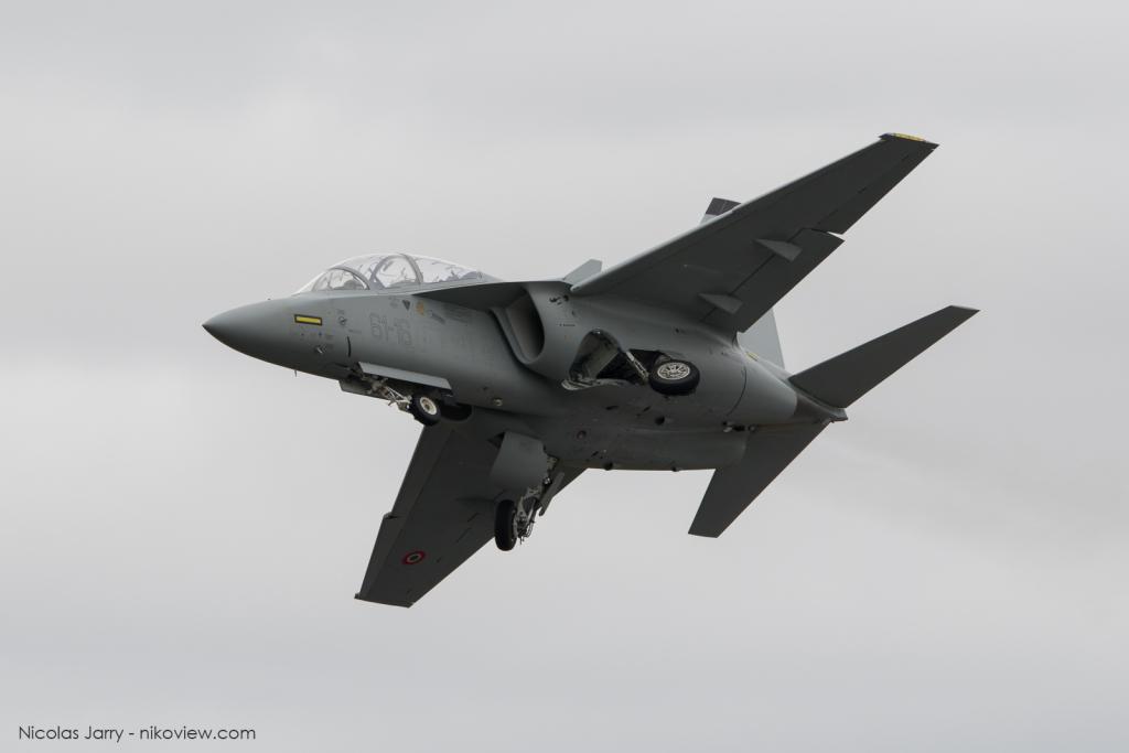 M-346 Master - Aeronautica Militare - Armée de l'air - Italie