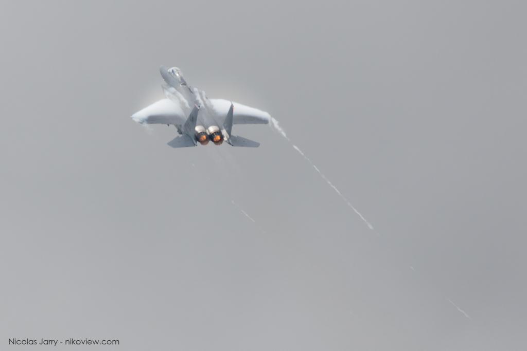 F-15E Strike Eagle - US Air Force - Armée de l'air - Etats-Unis