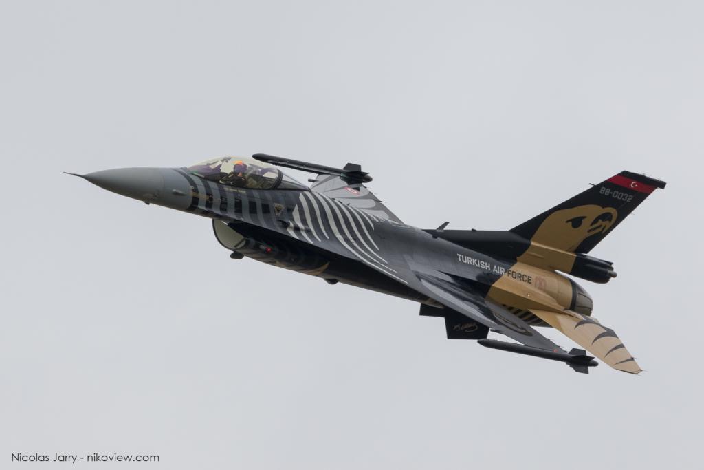 F-16C - Turkish Air Force - Türk Hava Kuvvetleri - Armée de l'