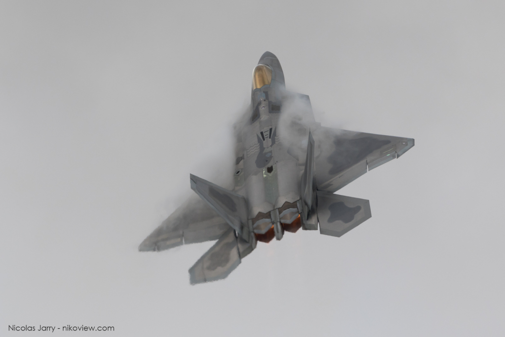 F-22 Raptor - US Air Force - Armée de l'air - Etats-Unis