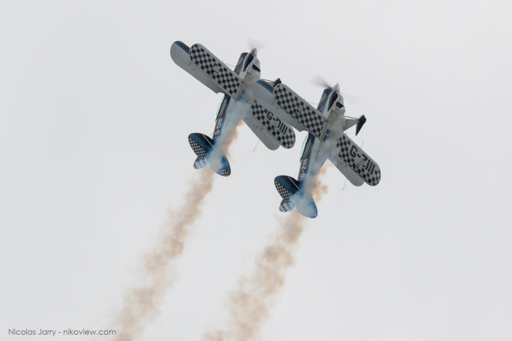 Pitts S2B - Wilcat Aerobatics