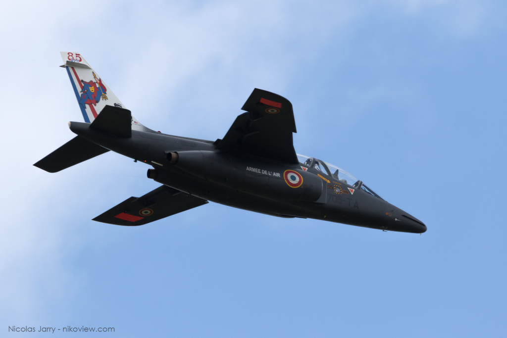 Alphajet E - Armée de l'Air - France
