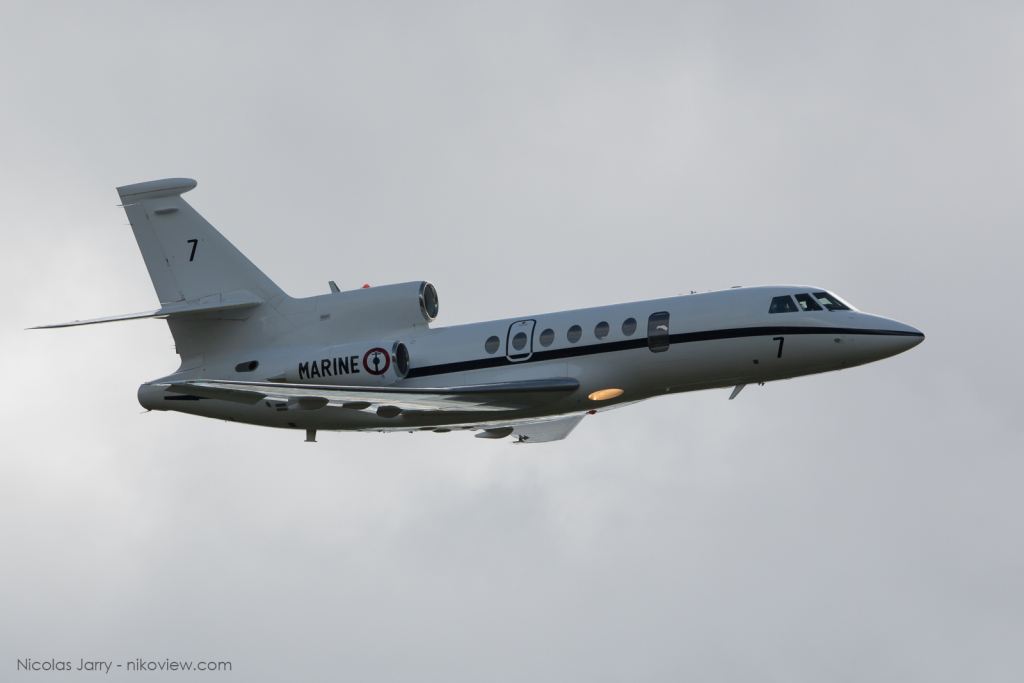 Falcon 50M - Marine Nationale - France