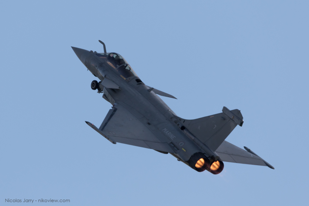 Rafale M - Marine Nationale - France