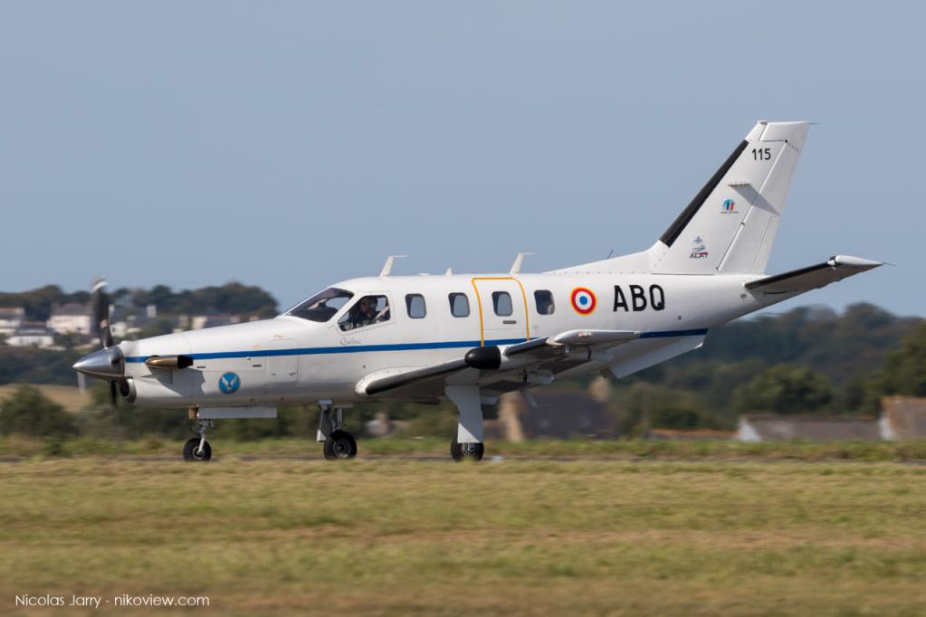 TBM-700 - Aviation Légère de l'Armée de Terre - France
