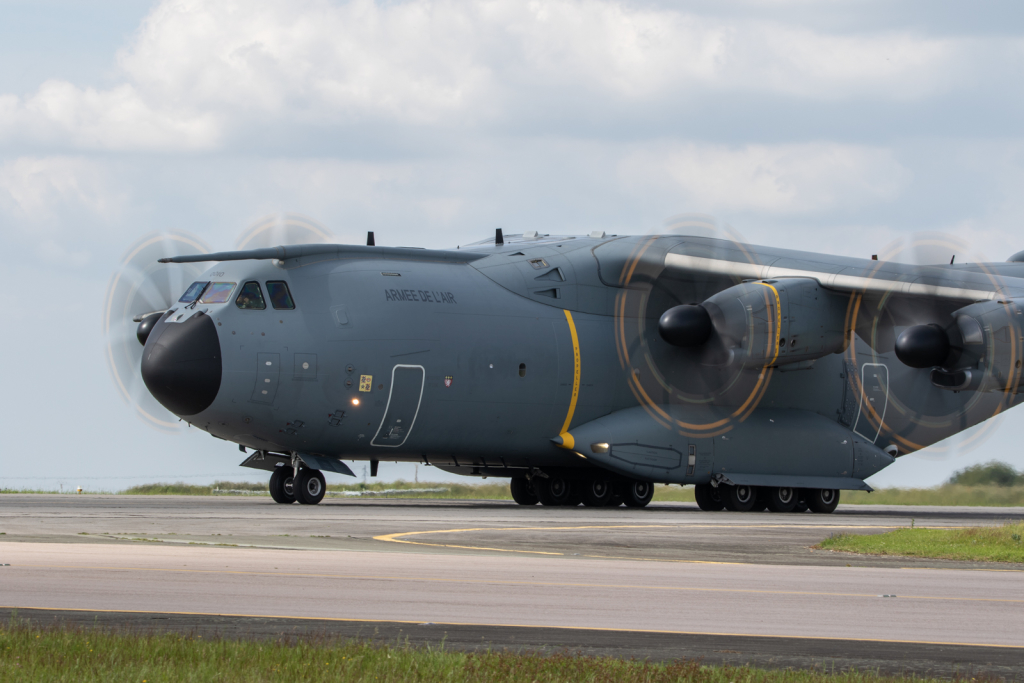 A400M Atlas - Armée de l'air - France