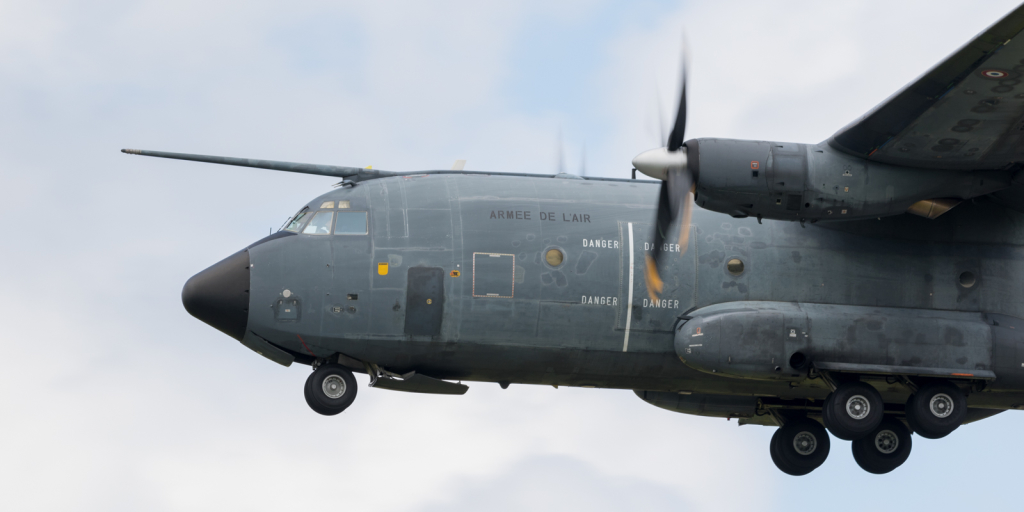 C-160R Transall - Armée de l'air - France