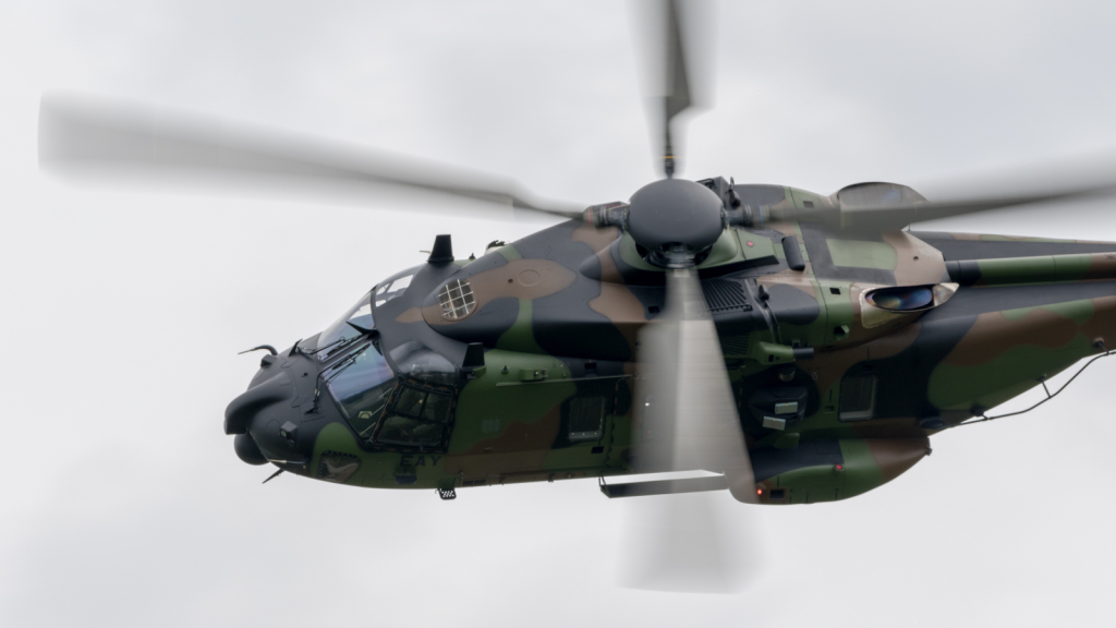 NH-90 TTH Caïman - Aviation Légère de l'Armée de Terre (ALAT