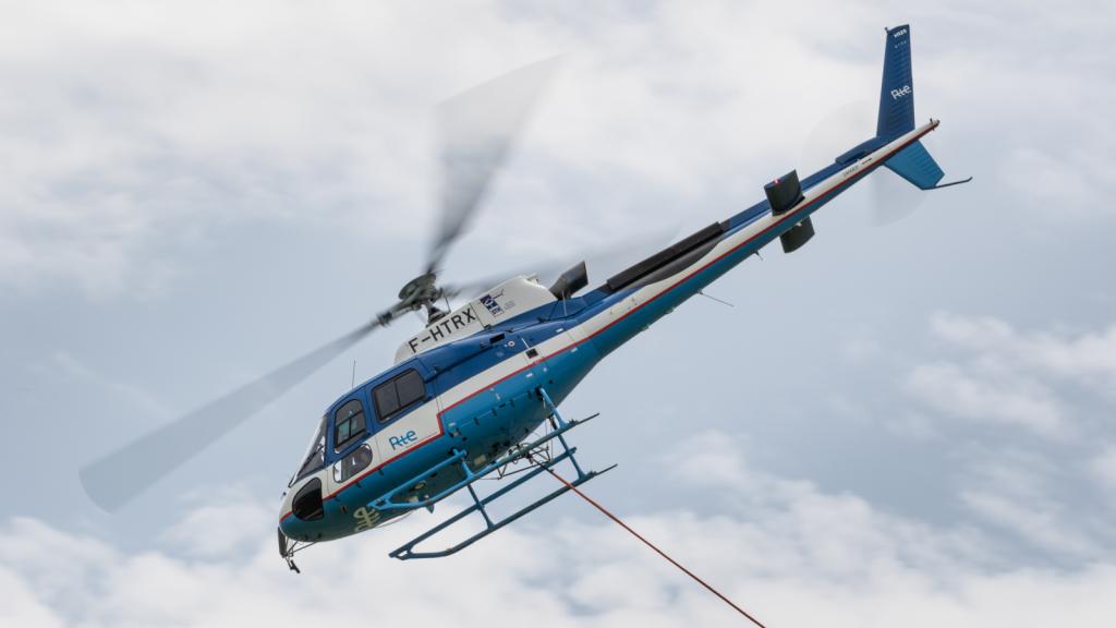 AS350 B3 Ecureuil - RTE