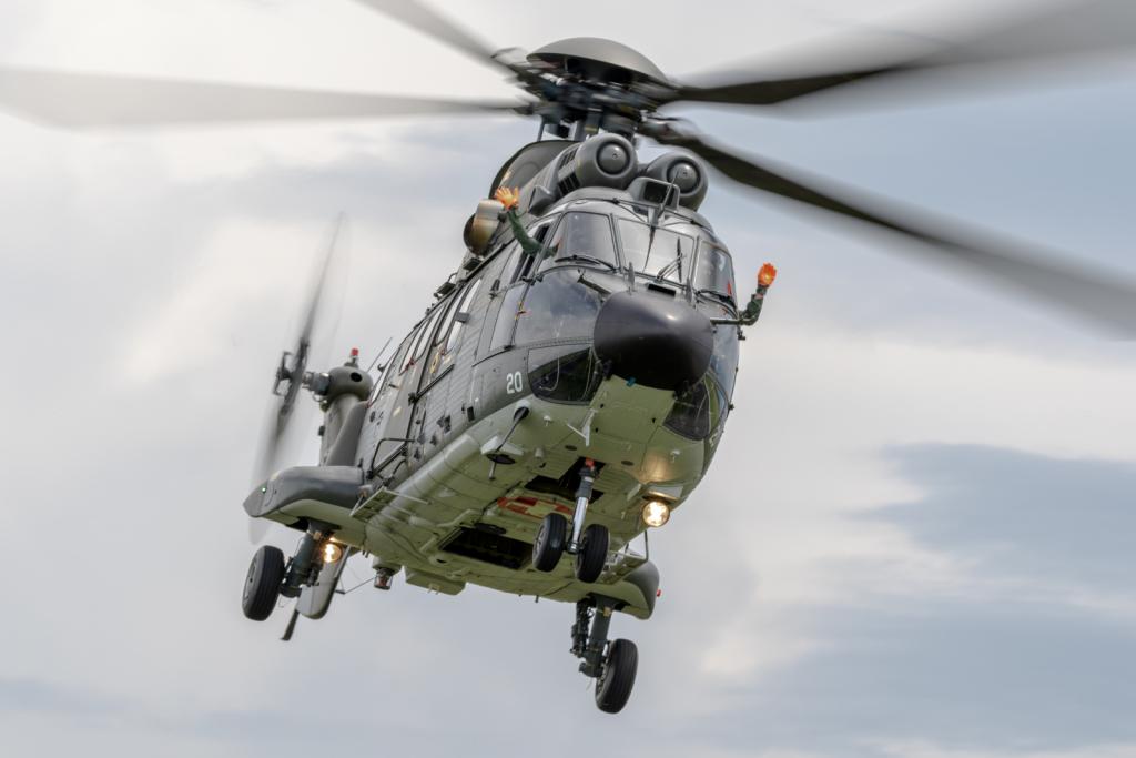 AS332M-1 Super Puma - Swiss Air Force - Armée de l'Air - Suisse