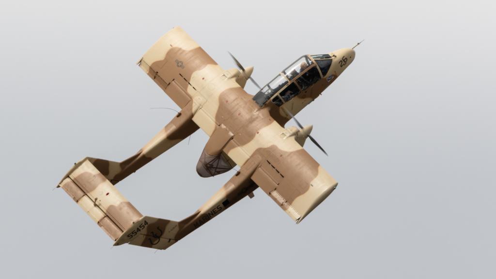 OV-10B Bronco