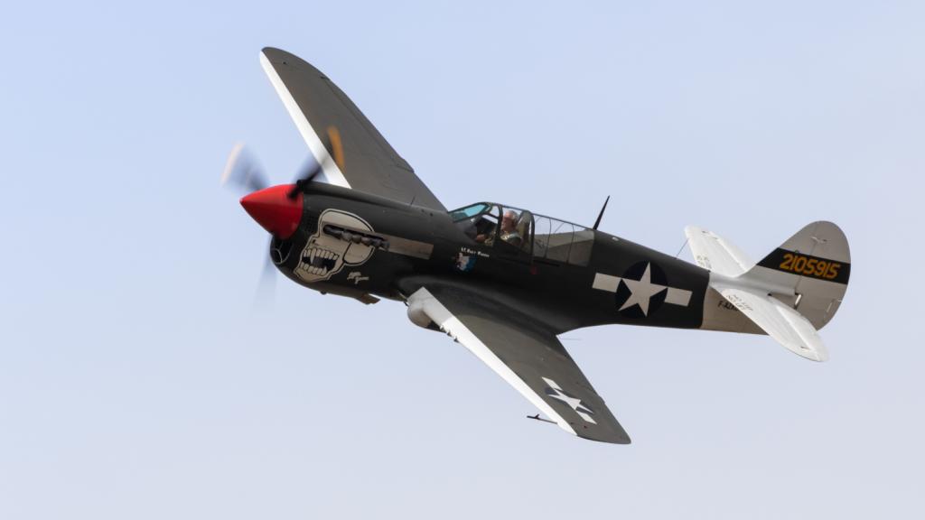 P-40N5 Warhawk