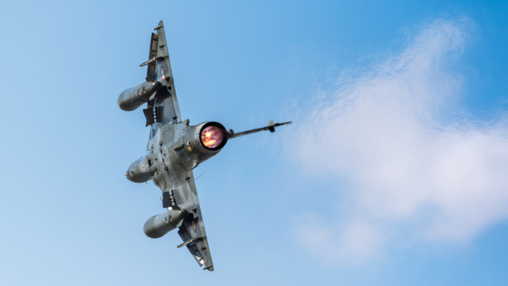 Mirage 2000D - Armée de l'air - France