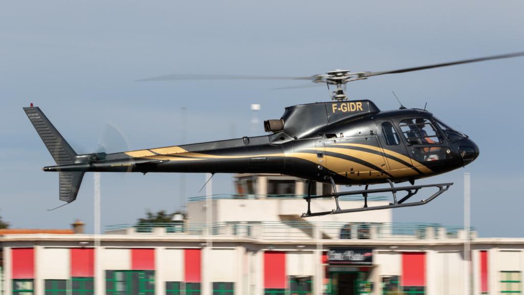 AS350 Ecureuil