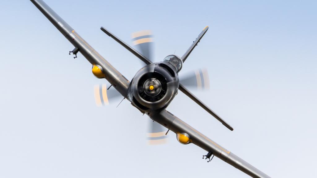 AD-4N Skyraider